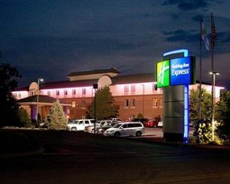 Holiday Inn Express Corydon