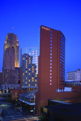 ‪Hyatt Regency Cincinnati‬