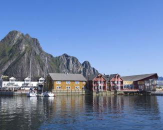 Rica Hotel Svolvaer