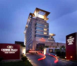 ‪Crowne Plaza Hotel Gurgaon‬