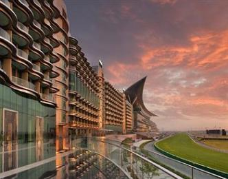 Photo of The Meydan Hotel Dubai