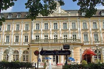 Eurostars Park Hotel Maximilian