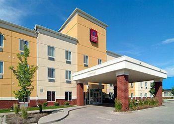 Comfort Suites Coralville