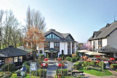 BEST WESTERN Hotel Am Zault