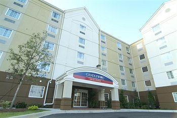 ‪Candlewood Suites Columbia-Ft. Jackson‬
