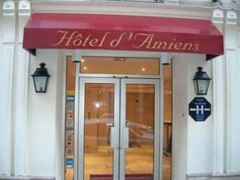 Photo of Hotel d'Amiens Paris