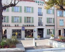 Hotel Restaurant Soleil Et Jardin