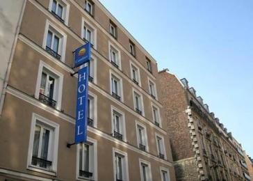 Photo of Comfort Hotel Lamarck Paris