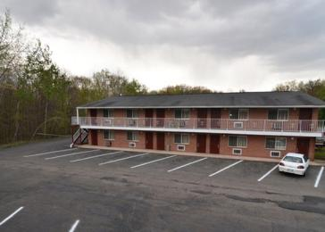 ‪Econo Lodge Hazleton‬