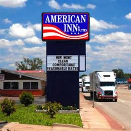 ‪American Inn and Suites‬