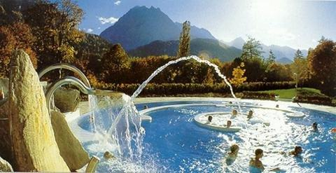 Badehotel Belvair Scuol