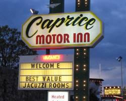 Caprice Motor Inn Branson