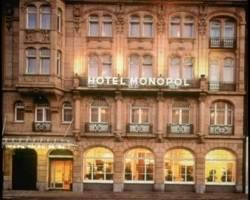 Monopol Hotel Frankfurt
