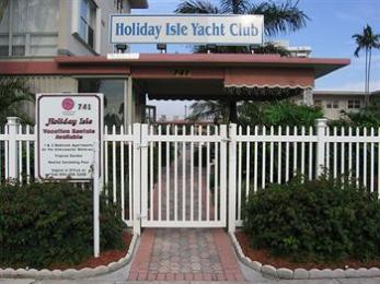 Holiday Isle Yacht Club