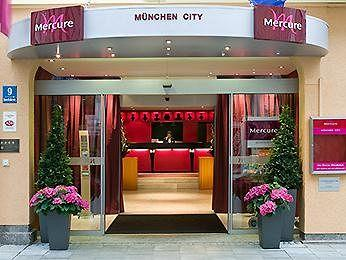 Photo of Mercure Hotel Muenchen City Center Munich