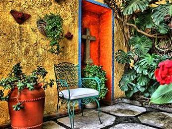 La Casita del Patio Verde