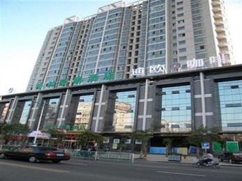 GreenTree Inn Huaihai East Jiankang Road Business Hotel