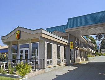 Super 8 Motel Penticton