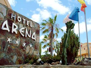 Hotel Arena