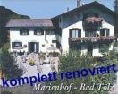 Hotel-Pension Marienhof