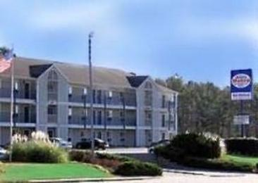 Suburban Hotel Stone Mountain
