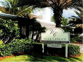 Photo of Villa Caprice Fort Lauderdale Hotel Lauderdale by the Sea
