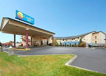 Comfort Inn Spokane North