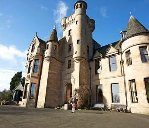 Broomhall Castle