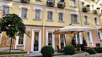 The boutique-hotel Vozdvyzhensky