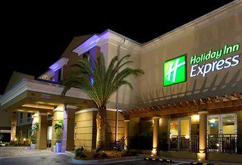 ‪Holiday Inn Express - Jacksonville Beach‬