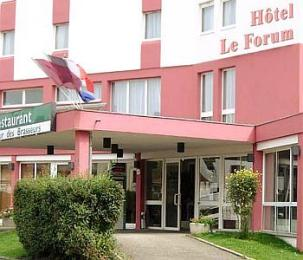 Photo of Hotel Le Forum Strasbourg