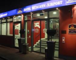 BEST WESTERN Hotel Mnchen Airport