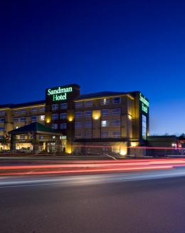 Photo of Sandman Hotel Vancouver Airport Richmond