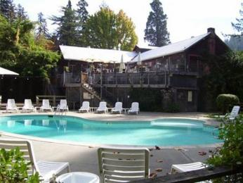 Photo of Dawn Ranch Lodge Guerneville