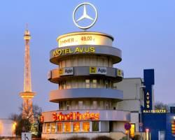Hotel und Restaurant Avus