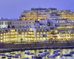 Photo of Marina Hotel at the Corinthia Beach Resort Saint Julian&#39;s