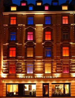 Photo of Hotel Concorde Frankfurt