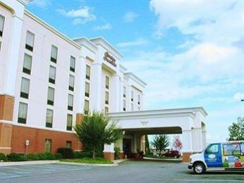 ‪Hampton Inn & Suites Spartanburg-I-26-Westgate Mall‬