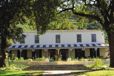 Photo of Pontac Manor Hotel & Restaurant Paarl