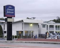 Howard Johnson Express Inn - Colorado Springs