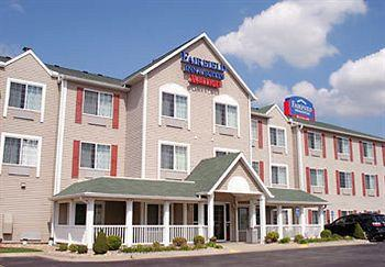 Fairfield Inn & Suites Kansas City North