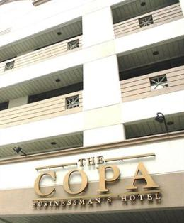 ‪Copa Businessman's Hotel‬