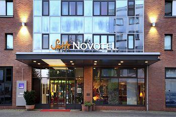 Suite Novotel Berlin Potsdamer Platz