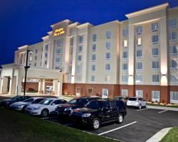 Hampton Inn & Suites Durham North I-85