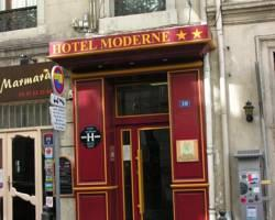 Hotel Moderne