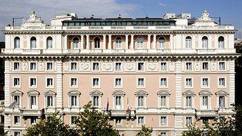 Rome Marriott Grand Hotel Flora