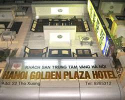 Hanoi Golden Plaza Hotel