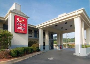 Econo Lodge And Suites Mcfarlan