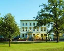 Pension Parkhotel Sassnitz Rugen