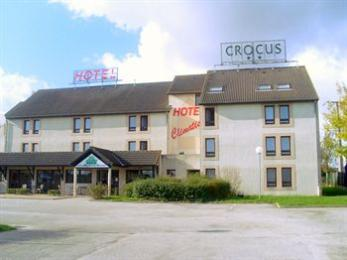 Photo of Hotel Crocus Dieppe Saint-Aubin-sur-Scie
